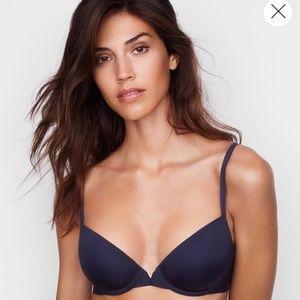 Victoria's Secret Sexy Illusions Lined Demi Bra